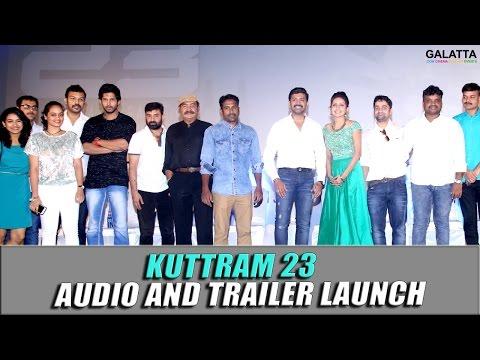 Kuttram-23-Audio-and-Trailer-Launch