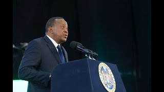 Uhuru Kenyatta warns political allies amid graft probes