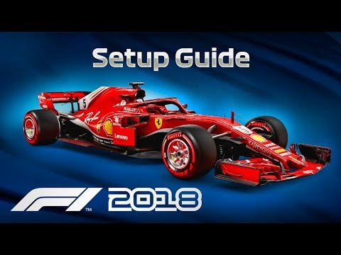 F1 2018 Car Setup Guide (ALL TRACKS)