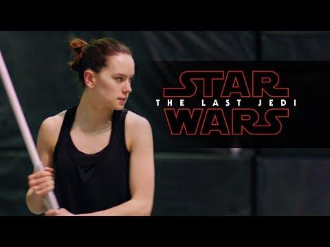 Star Wars: The Last Jedi (Featurette 'Training')