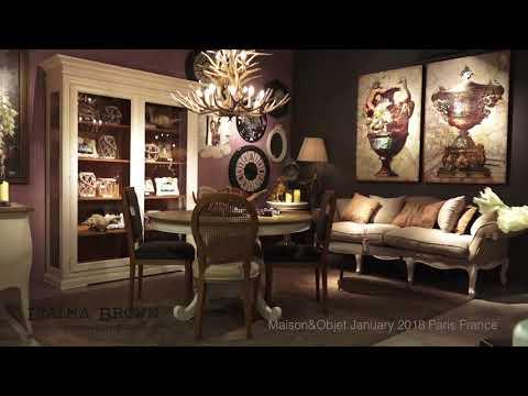 Dialma Brown - News - Viva Interiors