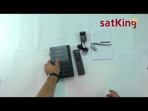 Redeagle Dynamic Full HD IP-TV Sat Receiver