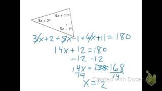 3.2 Triangle Sum Conjecture