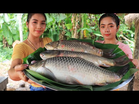 Amazing cooking fish stir-fry with vegetable and fish coconut recipe