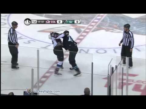 Brad Winchester vs. Cody McLeod