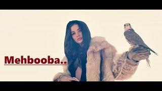 Mehbooba Ankit Tiwari - Amy Jackson - Lyrics   - YouTube