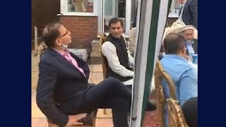 video: Exclusive: Luton's mayor broke lockdown rules as town's coronavirus infections surged