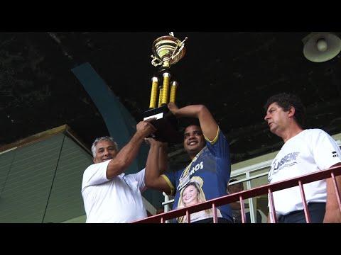 Globo de Ouro leva o 14º título do Carnaval friburguense