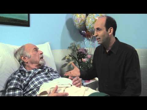 5minutová komediální hodinka Jeffa Lewise #11: Smrtelná postel