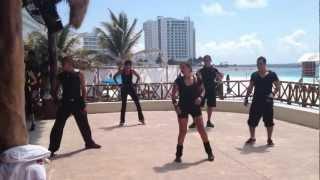Fitness Saturday  Cabana Beach