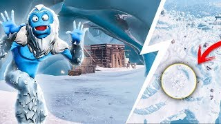 LA GUARIDA DEL YETI!! FORTNITE: Battle Royale