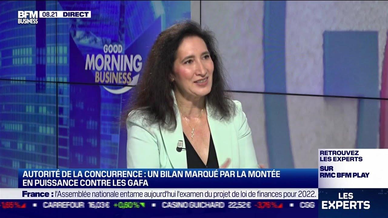 Isabelle de Silva : Fusion TF1-M6, quelle position pour l'Autorité de la concurrence
