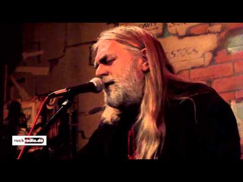 Piet Botha & Akkedis feat. Freygangband Konzert bei Rockradio.de Berlin germany 27.08.2013