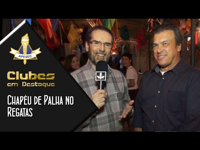 Festa do Chapéu de Palha no Clube Campineiro de Regatas e Natação – 28/07/2015