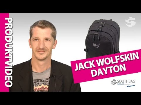 jack wolfskin dayton rucksack night blue bei southbag kaufen. Black Bedroom Furniture Sets. Home Design Ideas