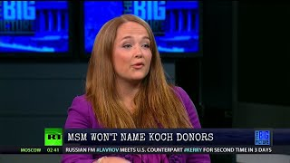 Lauren Exposes Koch Donors on Thom Hartmann