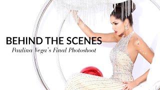 Miss Universe 2014 - Paulina's Final Photoshoot
