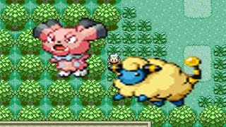 Mareep  - (Pokémon) - How to find Mareep and Snubull in Pokemon Emerald