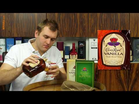 Whisky Review/Tasting: Crown Royal Vanilla