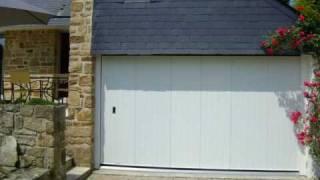 preview picture of video 'portes de garage la toulousaine 65 Bagnères de Bigorre Hautes-Pyrénées'