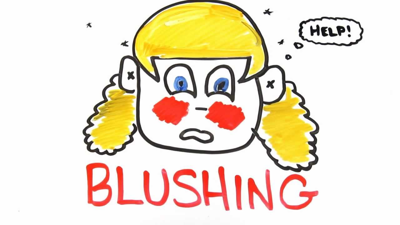The Science Of Blushing