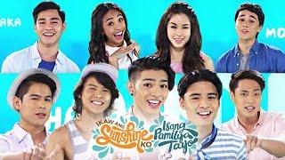ABS-CBN Summer Station ID 2017 'Ikaw Ang Sunshine Ko, Isang Pamilya Tayo' Lyric Video