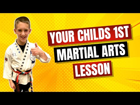 Free Online Martial Arts lesson Ages (3-12)  Mastery Martial Arts Lesson #1