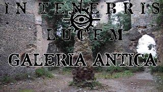 preview picture of video 'I Fantasmi di Galeria Antica, Parte 1: Arrivo, il Castello e la Chiesa di S. Nicola.'