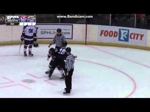 Dennis Sicard vs. Shawn Skelly