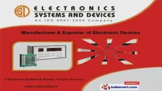 Electronic Products by Electronics Systems & Devices, Pune