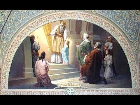 НАРОДНЫЕ ПРИМЕТЫ НА 4 ДЕКАБРЯ — ВВЕДЕНИЕ ВО ХРАМ ПРЕСВЯТОЙ БОГОРОДИЦЫ