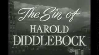 Trailer of The Sin of Harold Diddlebock (1947)