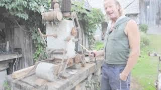 The Machine - Granite & Iron