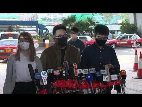 Χονγκ Κονγκ: Υπό κράτηση γνωστός ακτιβιστής