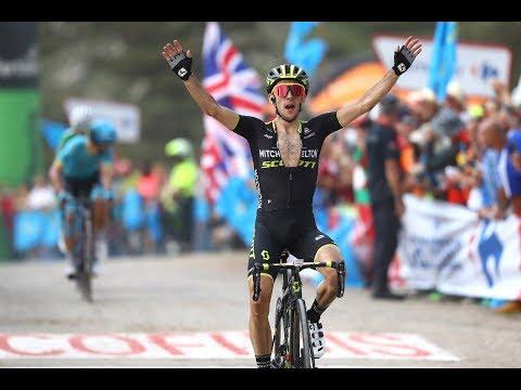 2018 La Vuelta - Stage 14