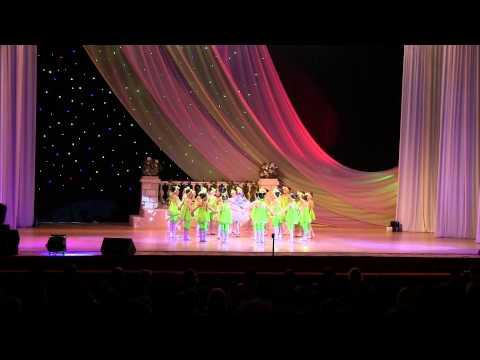 """Шоу -балет """"Алиска"""" - """"Капитошка"""" 28.04.2013"""