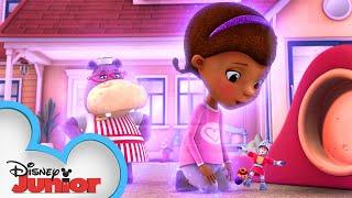 A World Without Doc 😢| Doc McStuffins | Disney Junior