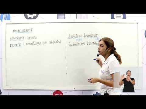 Aula 07 | Gêneros narrativo e descritivo - Parte 01 de 03 - Português