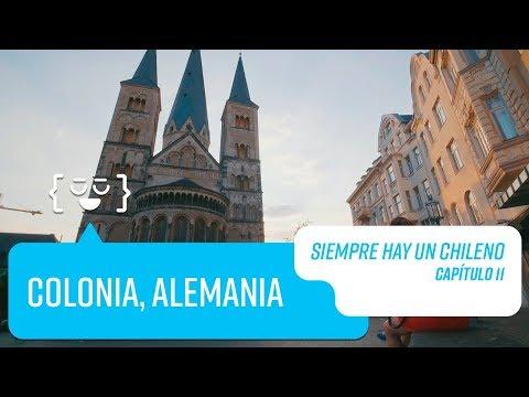 Capítulo 11: Colonia, Alemania | Siempre hay un Chileno