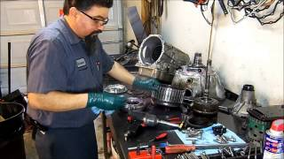 6L80-E Transmission Introduction. Bilingual, English/Spanish - Transmission Repair