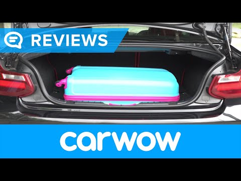 BMW 2 Series Coupe 2018 practicality review   Mat Watson Reviews