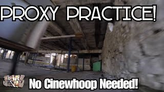 """Reckless FPV Chases in Small Places 5"""" Proximity Practice with StonerTrash FPV Freestyle"""