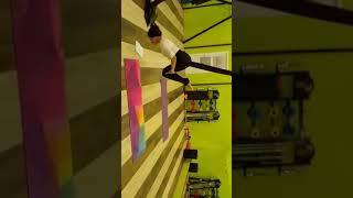 Йога в гамаках - ощущение полета, восторга и адреналина!