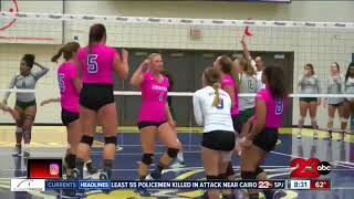 CSUB volleyball jump to 1st in WAC after win over Chicago St.