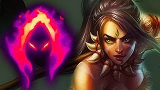 The New OP Way to Play Nidalee Jungle