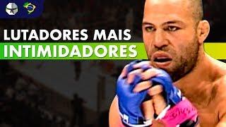 Os 10 Lutadores Mais Intimidadores da História do MMA