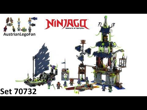Vidéo LEGO Ninjago 70732 : La ville de Stiix