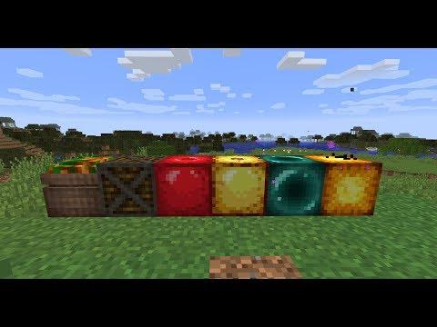COMPRESSED ITEMS MOD 1.12.2  - Minecraft Mod