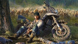 DAYS GONE - New Open-World Gameplay Demo PS4 (TGS 2018) Zombie Game