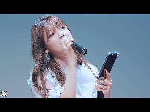 [4K] 180929 오마이걸 승희 직캠 '드라마 OST 그런 사람 또 없습니다(LIVE)' …